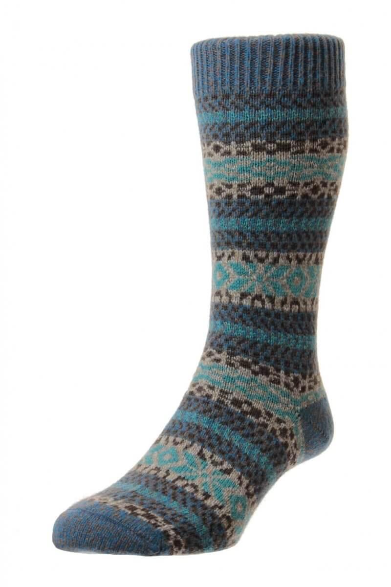 Scott Nichol Socks | Davids Of Haslemere