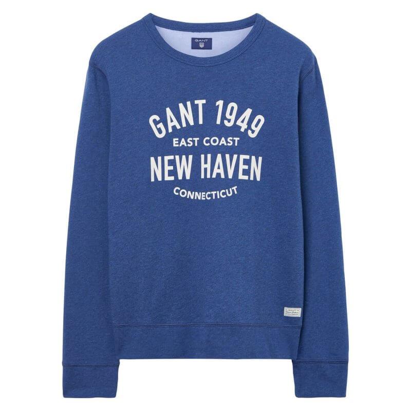 Gant New Haven Jumper | Davids Of Haslemere