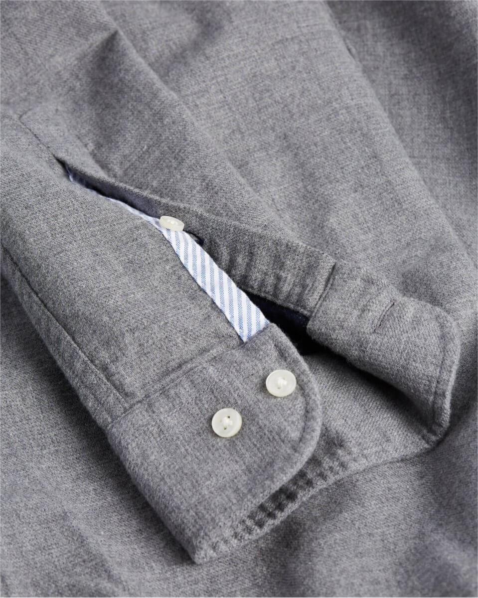 Tommy Hilfiger Linen Shirt | Davids Of Haslemere
