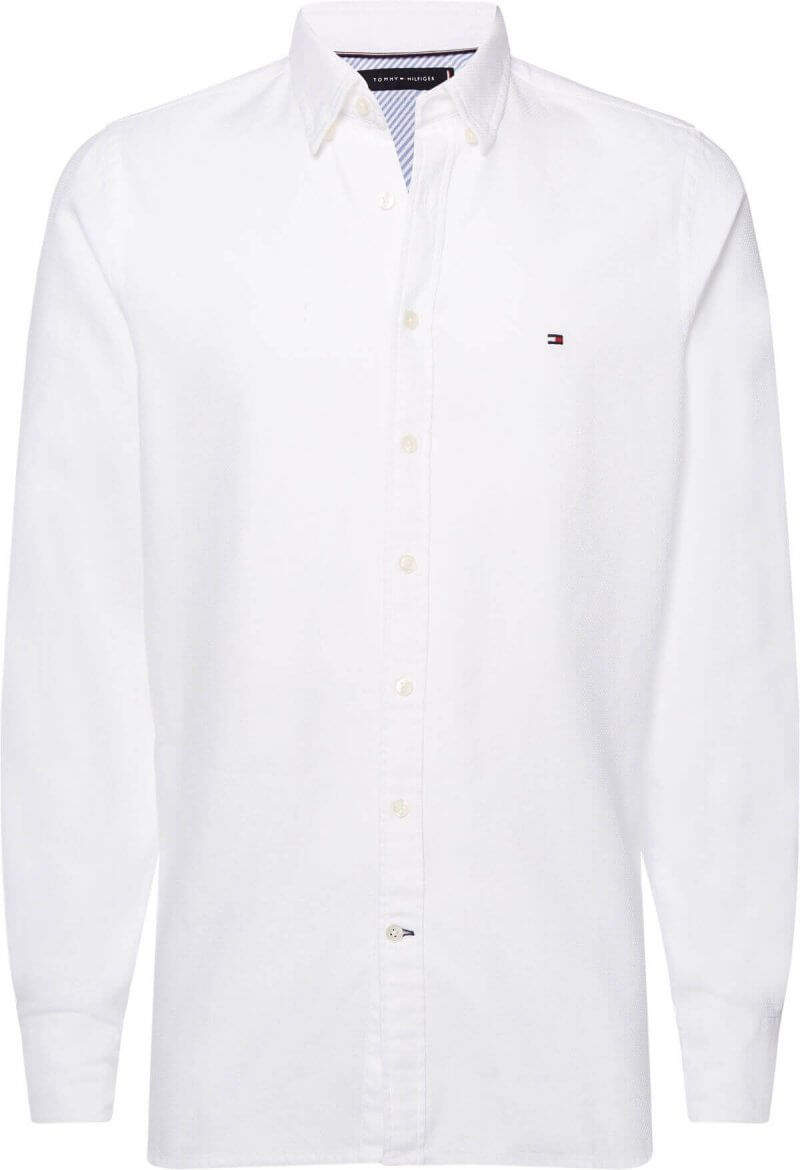 Tommy Hilfiger Classic Shirt | Davids Of Haslemere