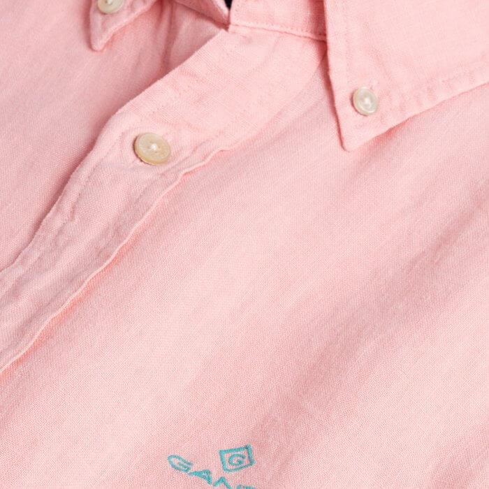 Gant Short Sleeve Shirt | Davids Of Haslemere