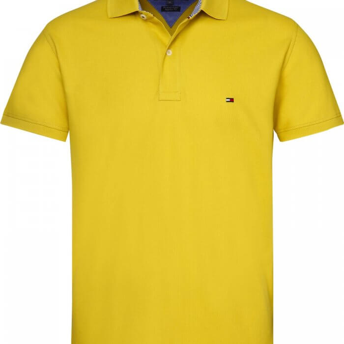 Tommy Hilfiger SS Polo Shirt | Davids Of Haslemere