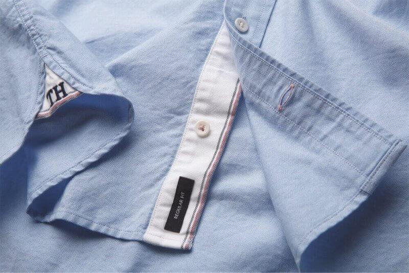 Tommy Hilfiger Oxford Shirt   Davids Of Haslemere