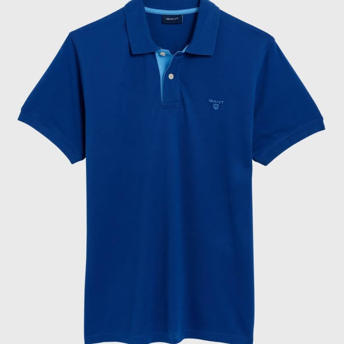 Gant Polo Shirt | Davids Of Haslemere