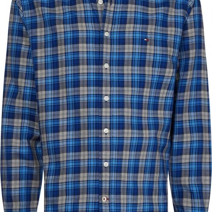 Tommy Hilfiger Check Shirt | Davids Of Haslemere