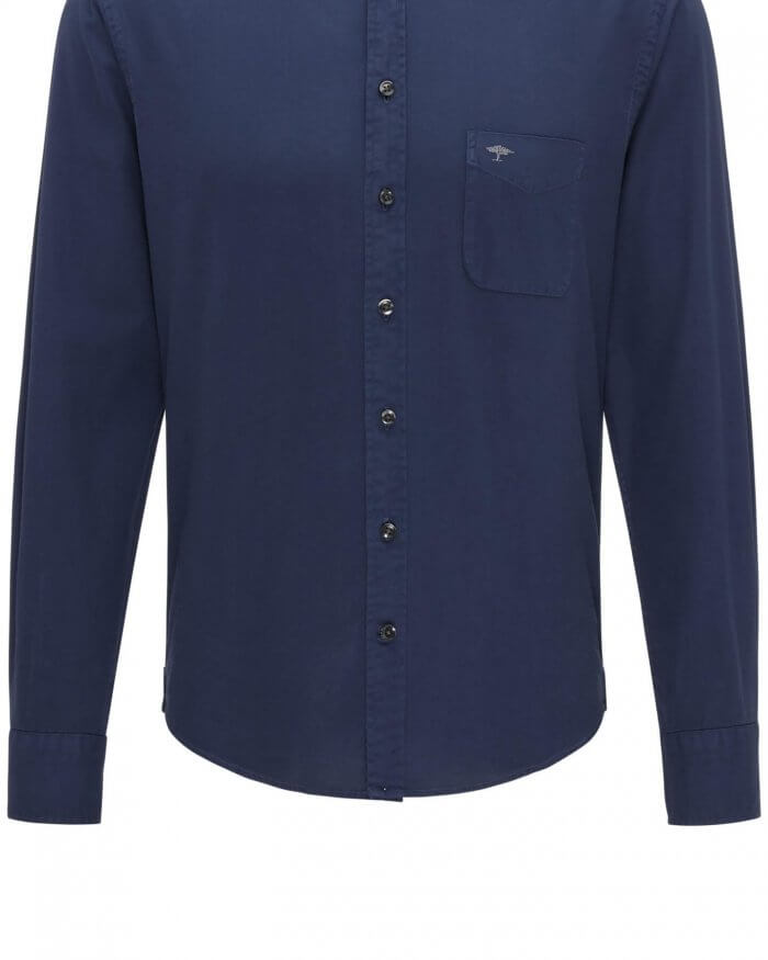 Fynch Hatton Long Sleeve Shirt | Davids Of Haslemere