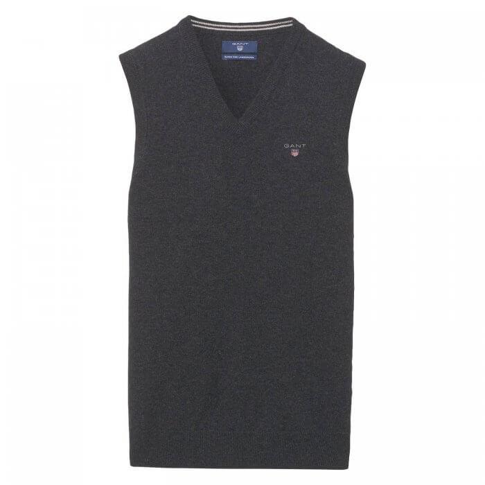 Gant Vest Sweater   Davids Of Haslemere
