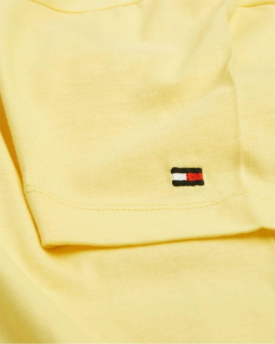 Tommy Hilfiger Printed T-Shirt | Davids Of Haslemere