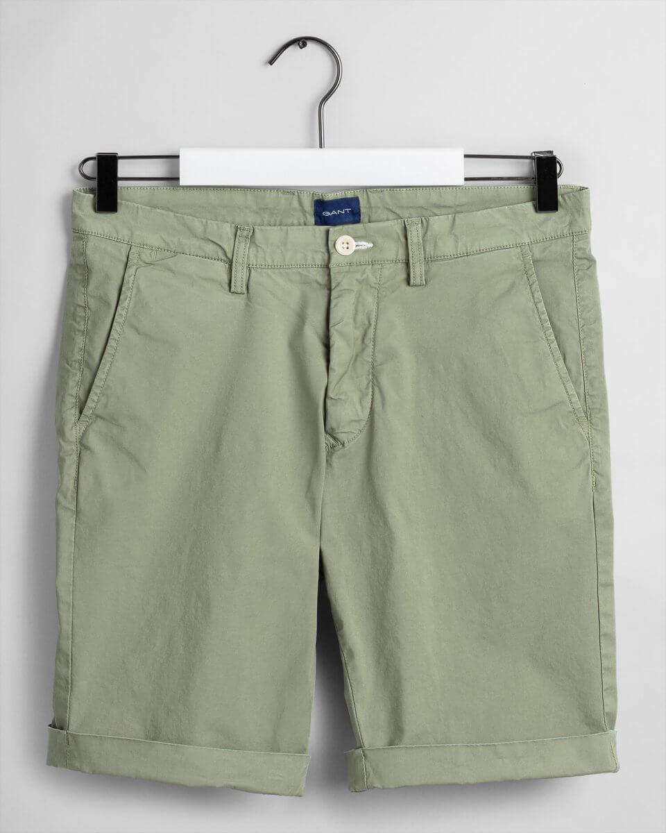 Gant Regular Sunfaded Shorts | Davids Of Haslemere
