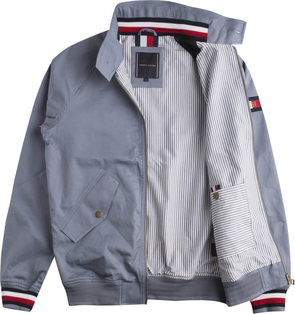 Tommy Hilfiger Harrington Jacket | Davids Of Haslemere