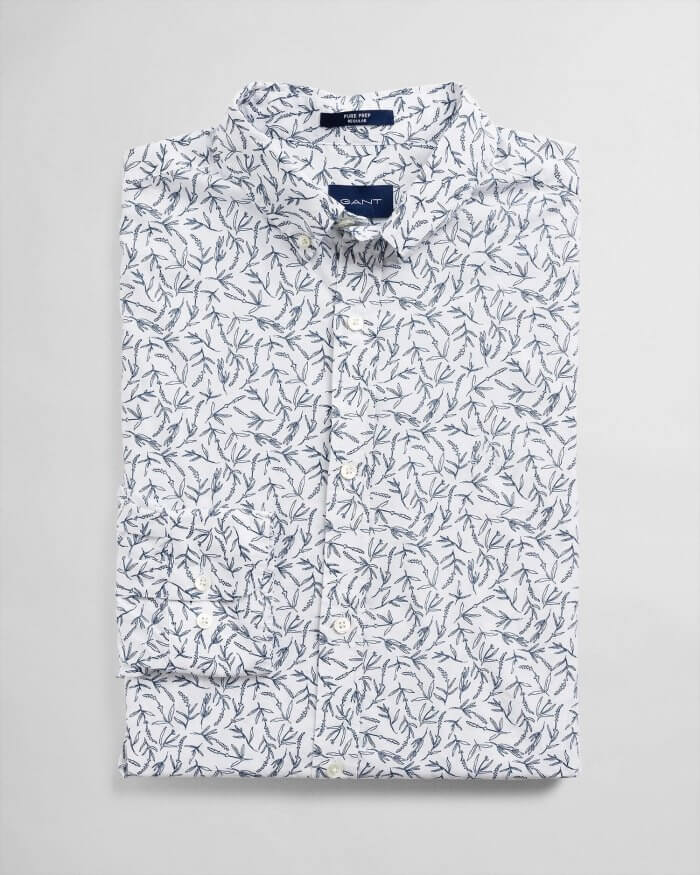 Gant Floral Shirt | Davids Of Haslemere