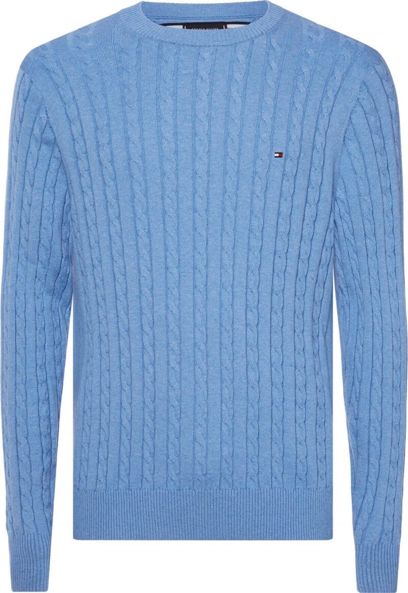 Tommy Hilfiger Knitted Jumper | Davids Of Haslemere
