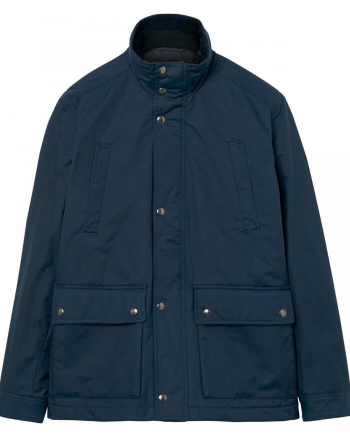 Gant The Waxy Double Decker Jacket | Davids Of Haslemere