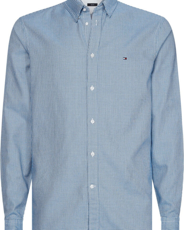 Tommy Hilfiger Slim Fit Shirt | Davids Of Haslemere