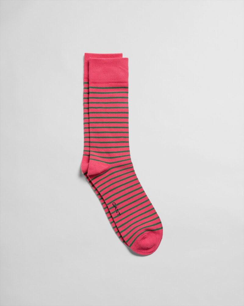 Gant Stripe Socks | Davids Of Haslemere