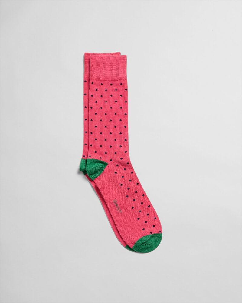 Gant Polka Dot Socks | Davids Of Haslemere