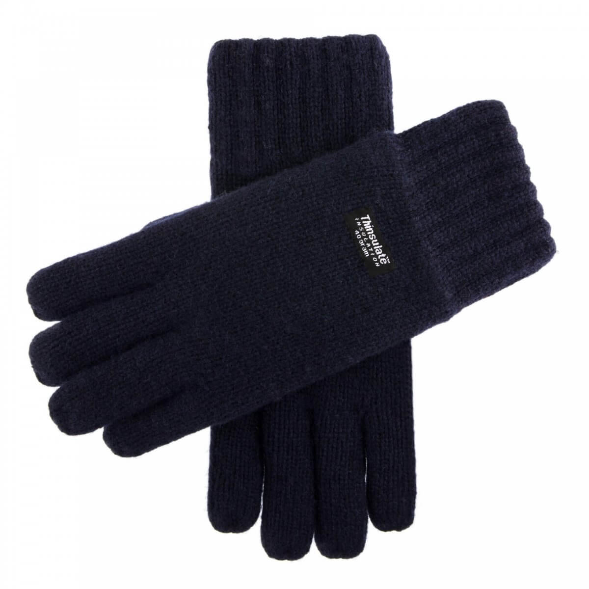Dents Knitted Gloves with Thinsulate Insulation