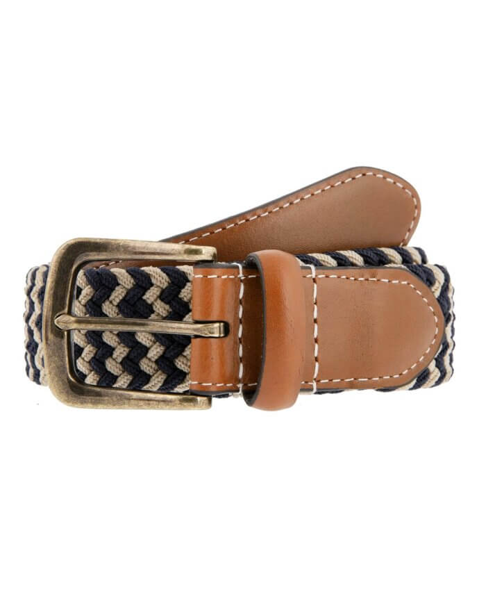 Dents Elastic Webbing Belt