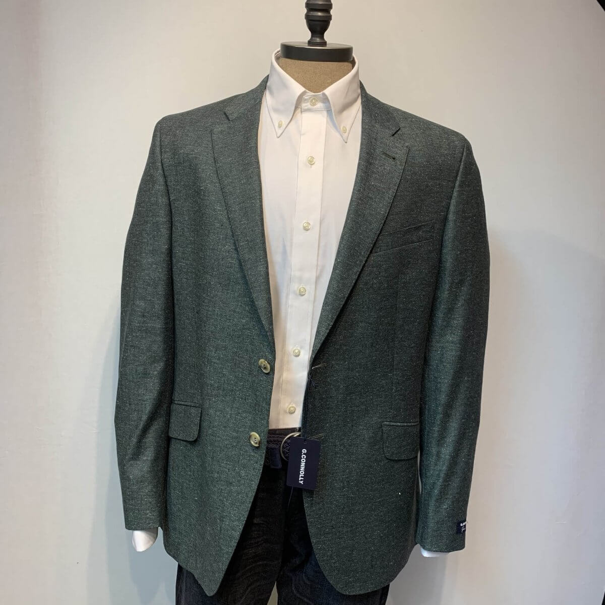 G. Connolly Blazer in Green