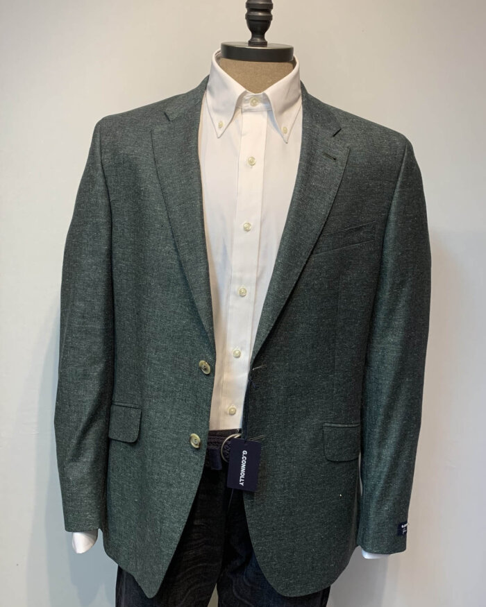 G. Connolly Blazer in Green