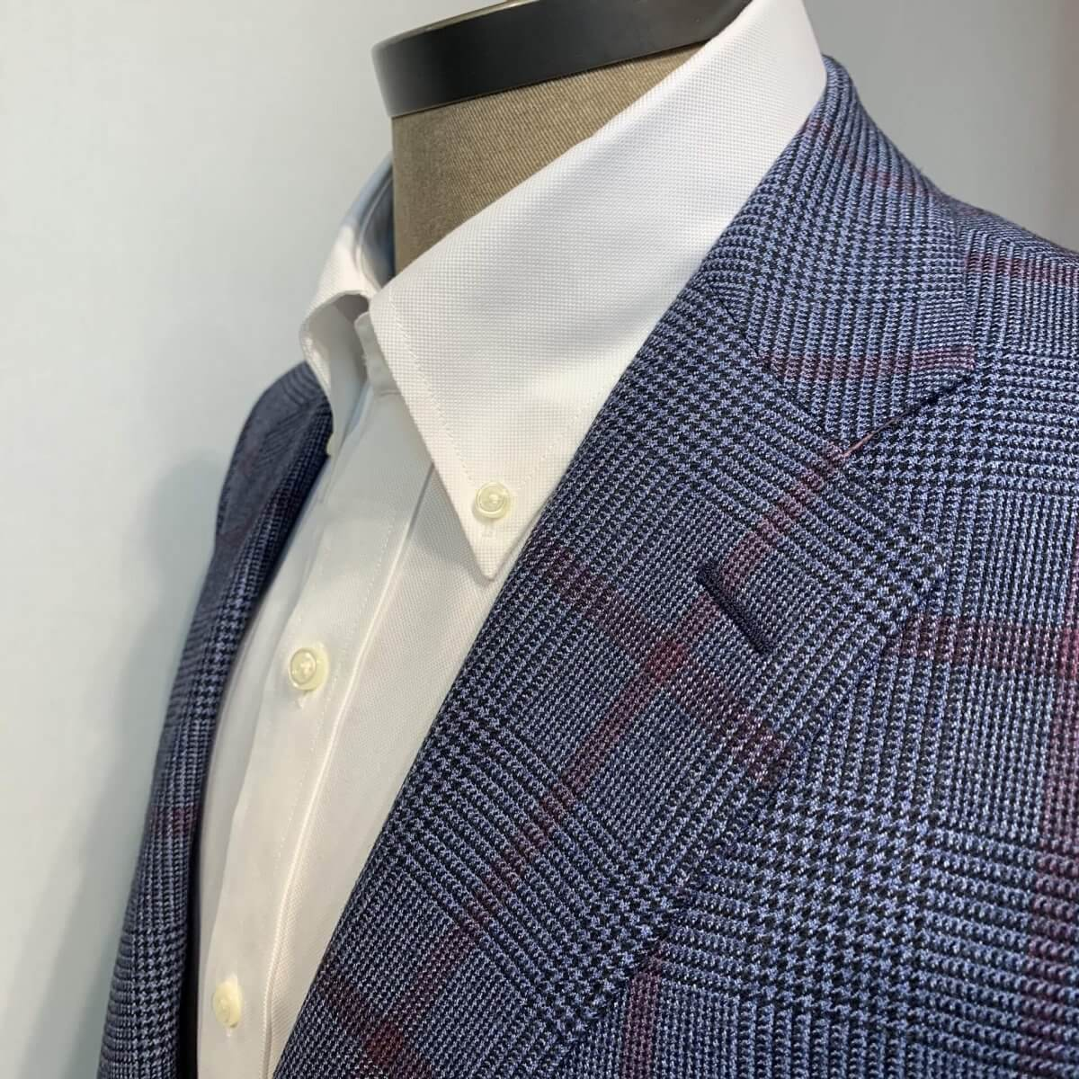 G. Connolly Blazer in Check