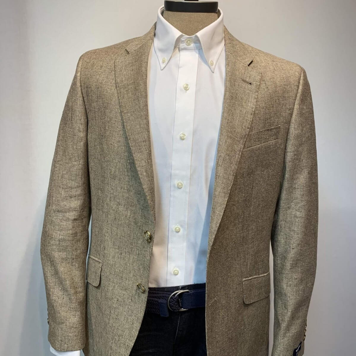 G. Connolly Blazer in Beige