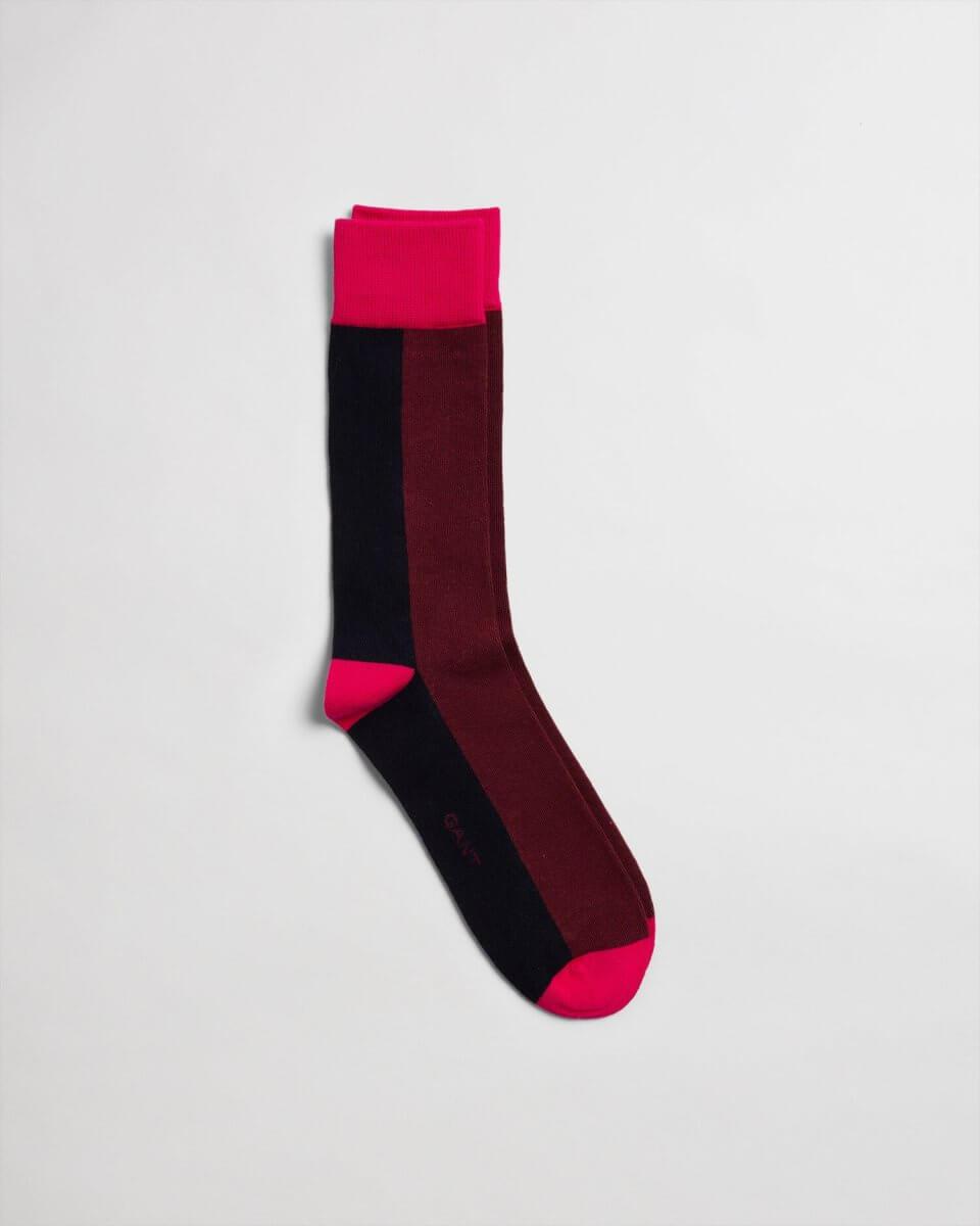 Gant Striped Socks in Red