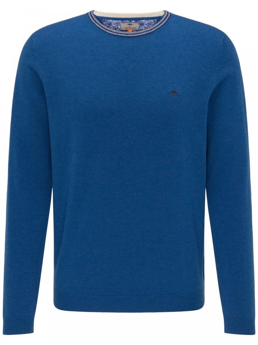 Fynch Hatton Jumper in Blue