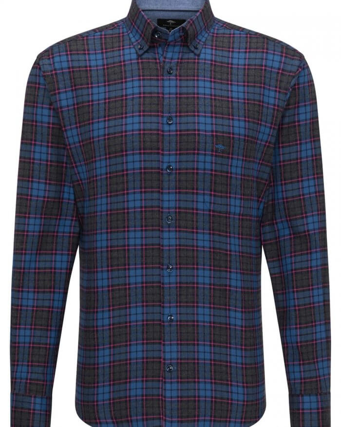 Fynch Hatton Check Shirt