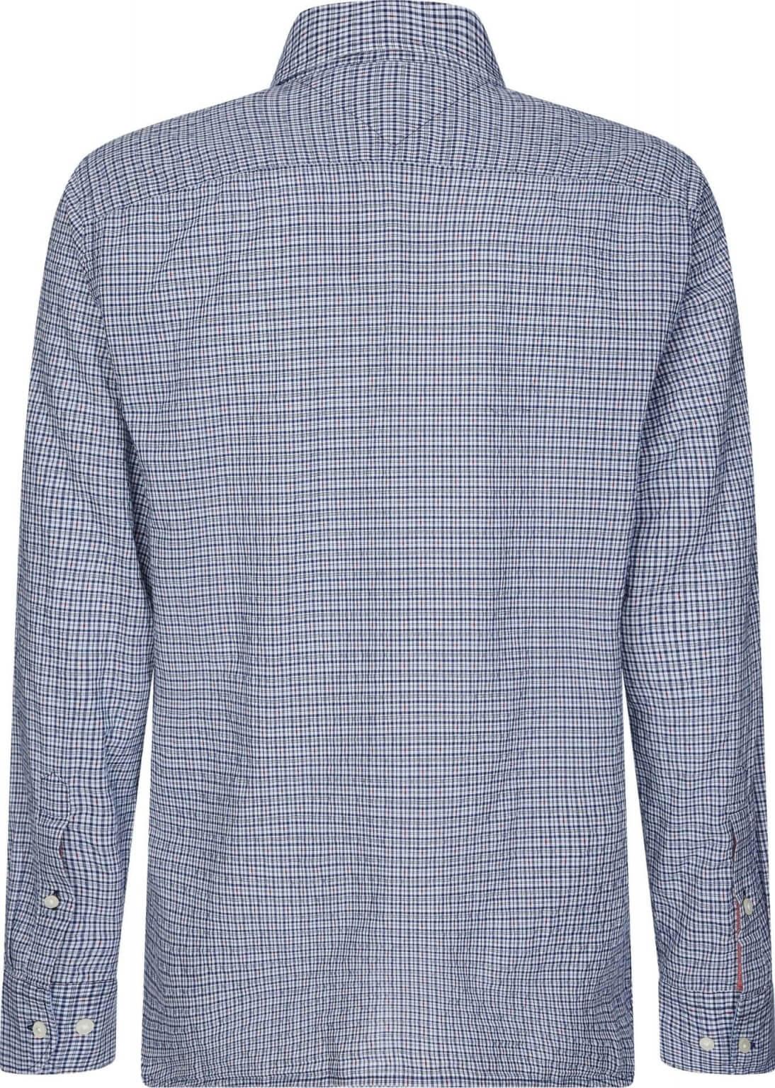 Tommy Hilfiger Long Sleeve Checkered Shirt