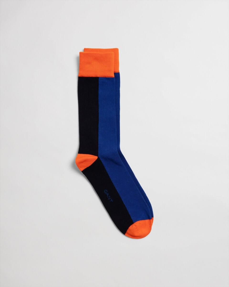 Gant Striped Socks in Orange