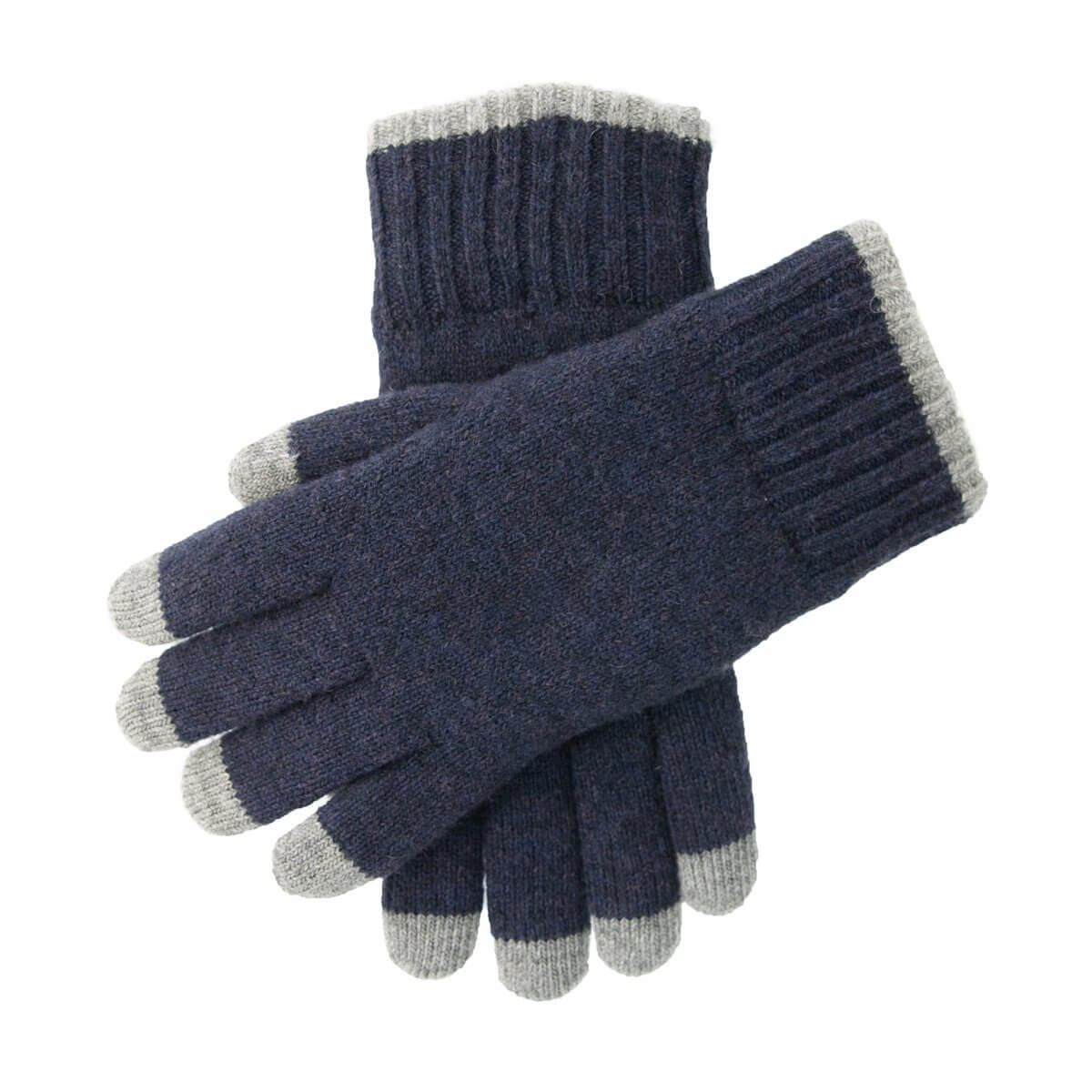 Dents Knitted Gloves