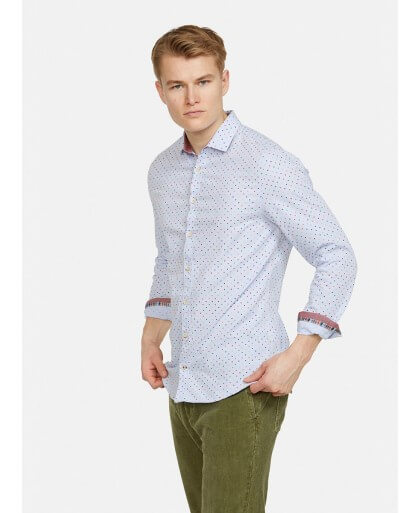 Colours & Sons Patterned Shirt