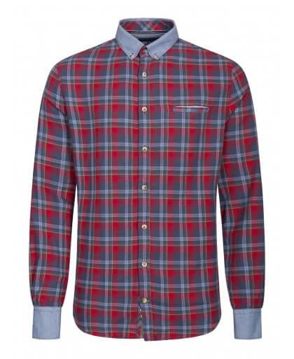 Colour & Sons Checkered Shirts