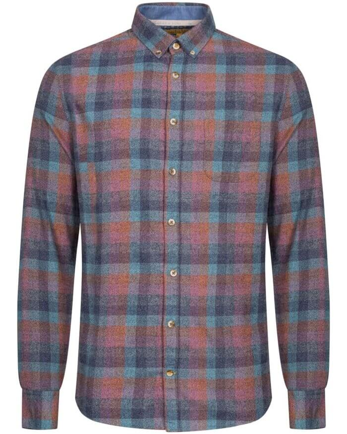Colours & Sons Winter Check Shirt