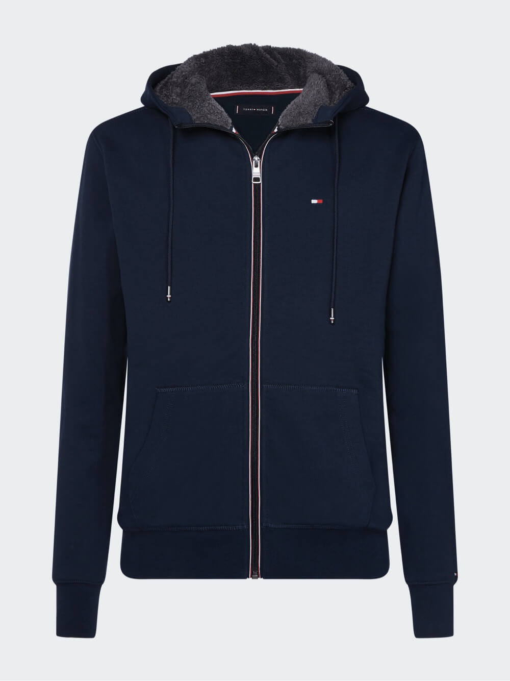 Tommy Hilfiger Fur Lined Zip Hoody