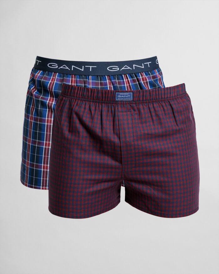Gant Check Underwear