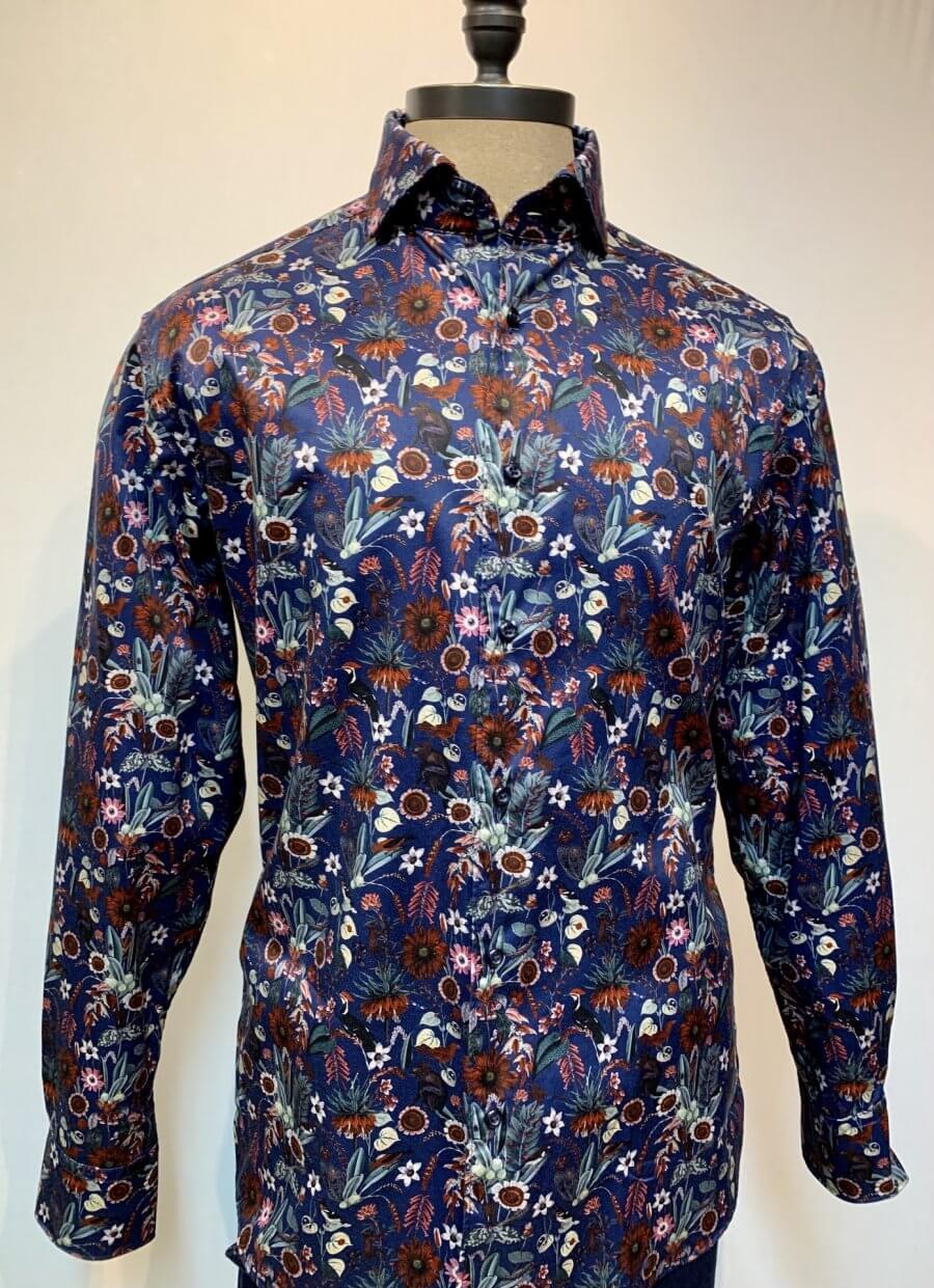 Eterna Flower Shirt