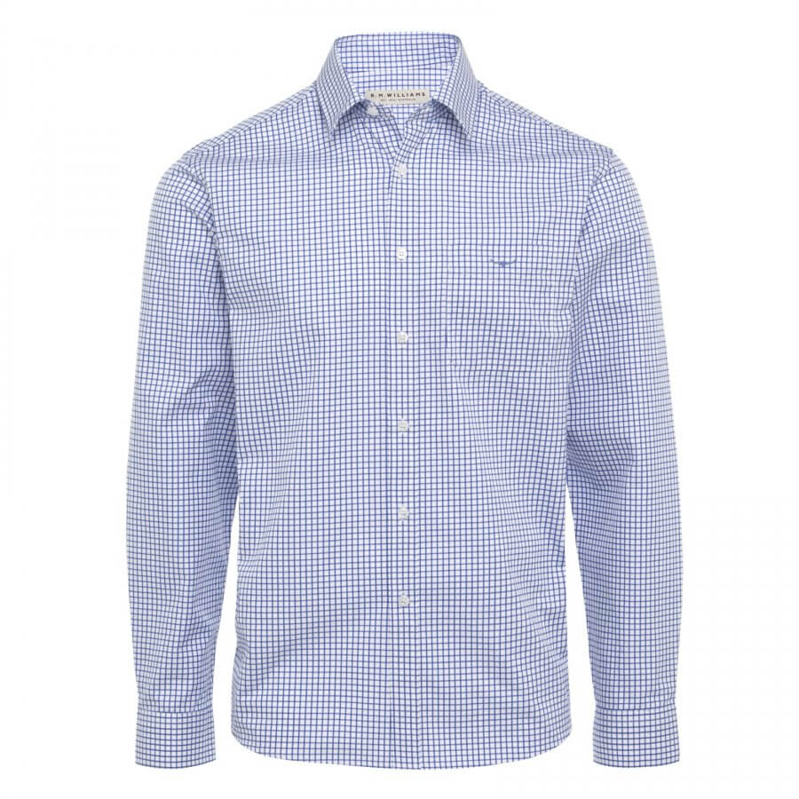 R.M. Williams Check Shirt