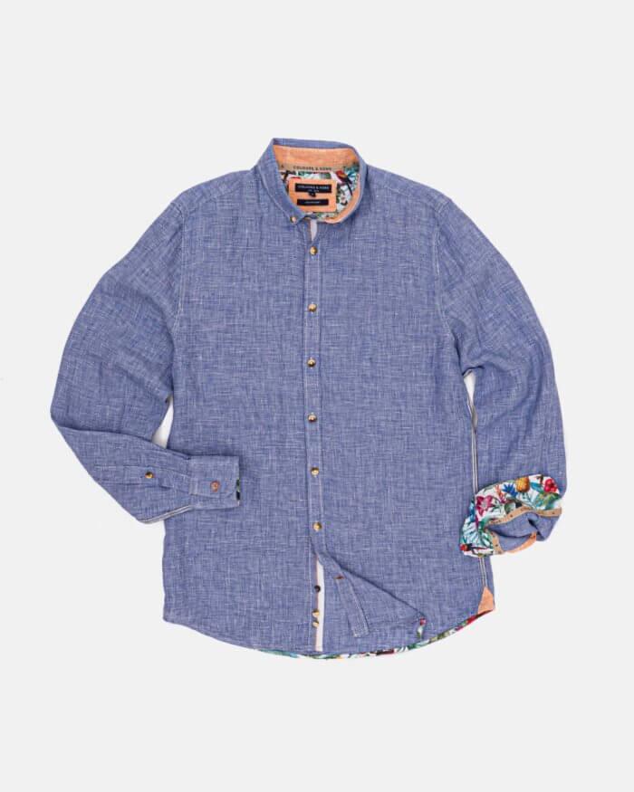 Colours & Sons Linen Shirt