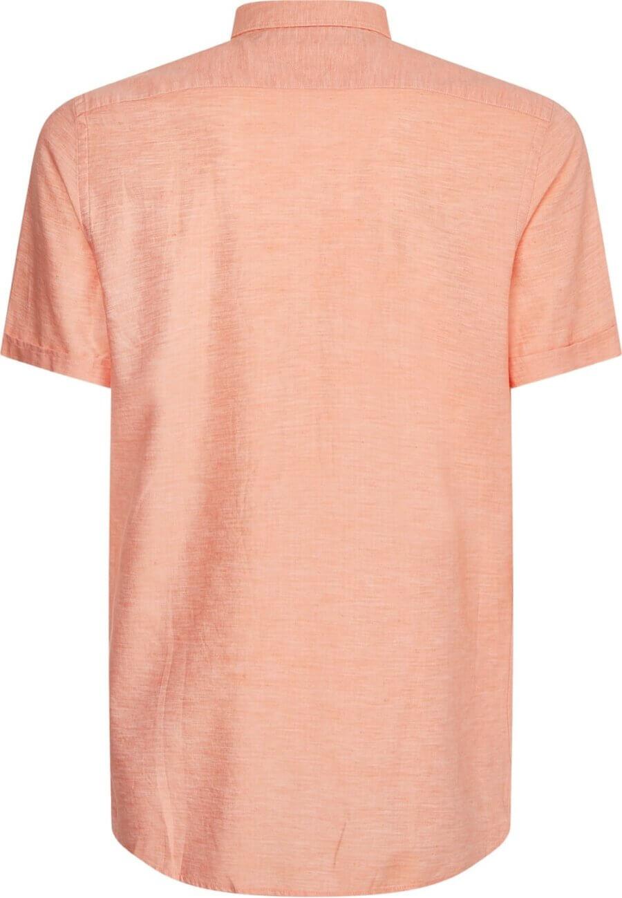 Tommy Hilfiger Short Sleeve Linen Shirt