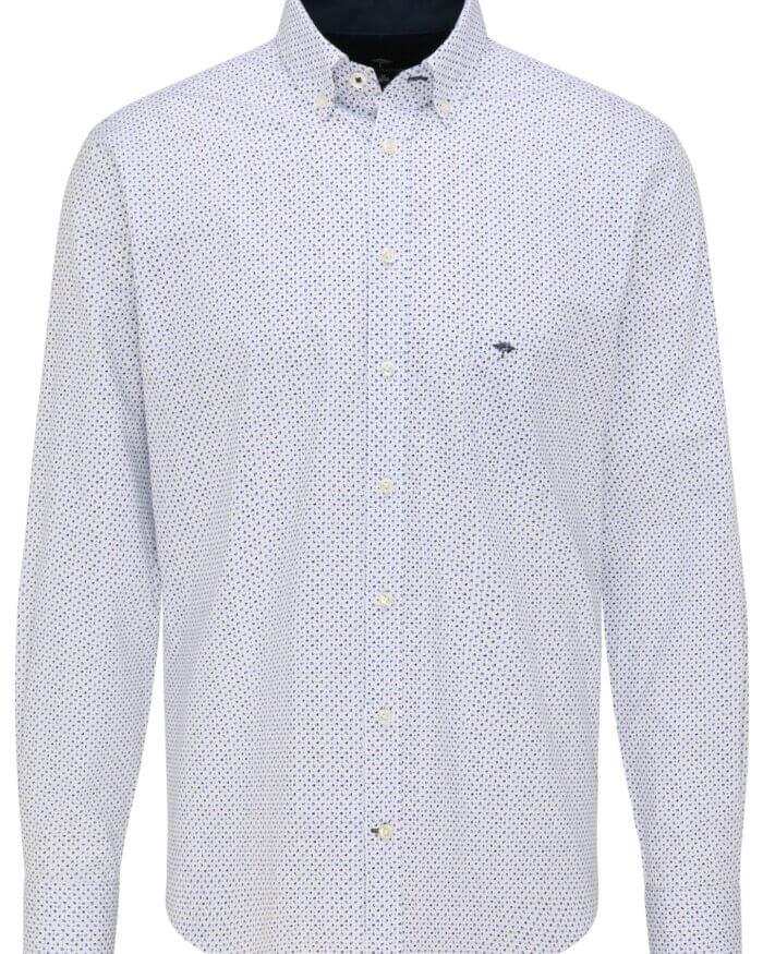 Fynch Hatton Polka Dot Shirt