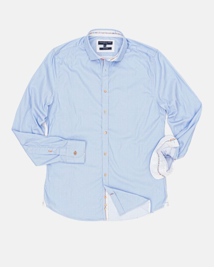 Colours & Sons Long Sleeve Shirt