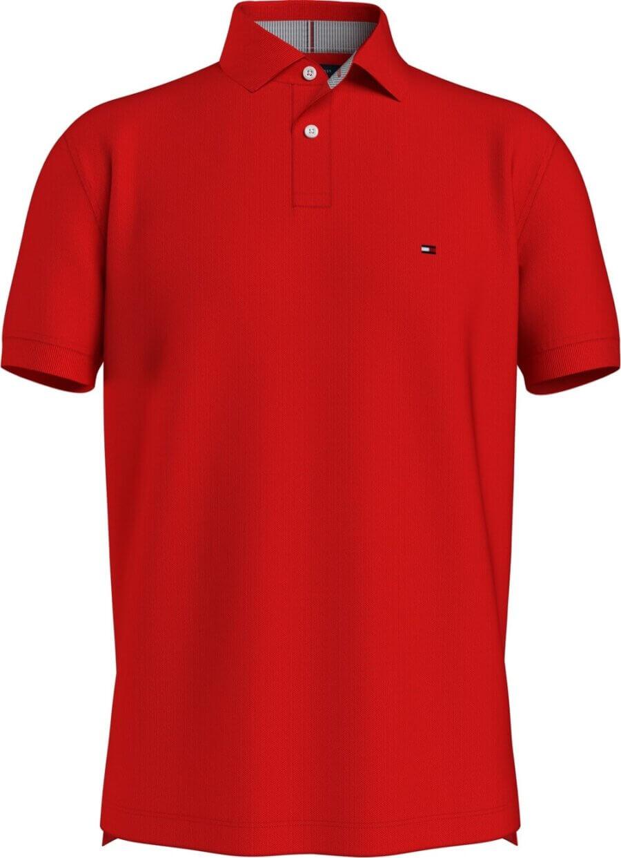 Tommy Hilfiger Short Sleeve Polo Shirt