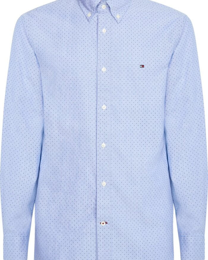 Tommy Hilfiger Polka Dot Shirt