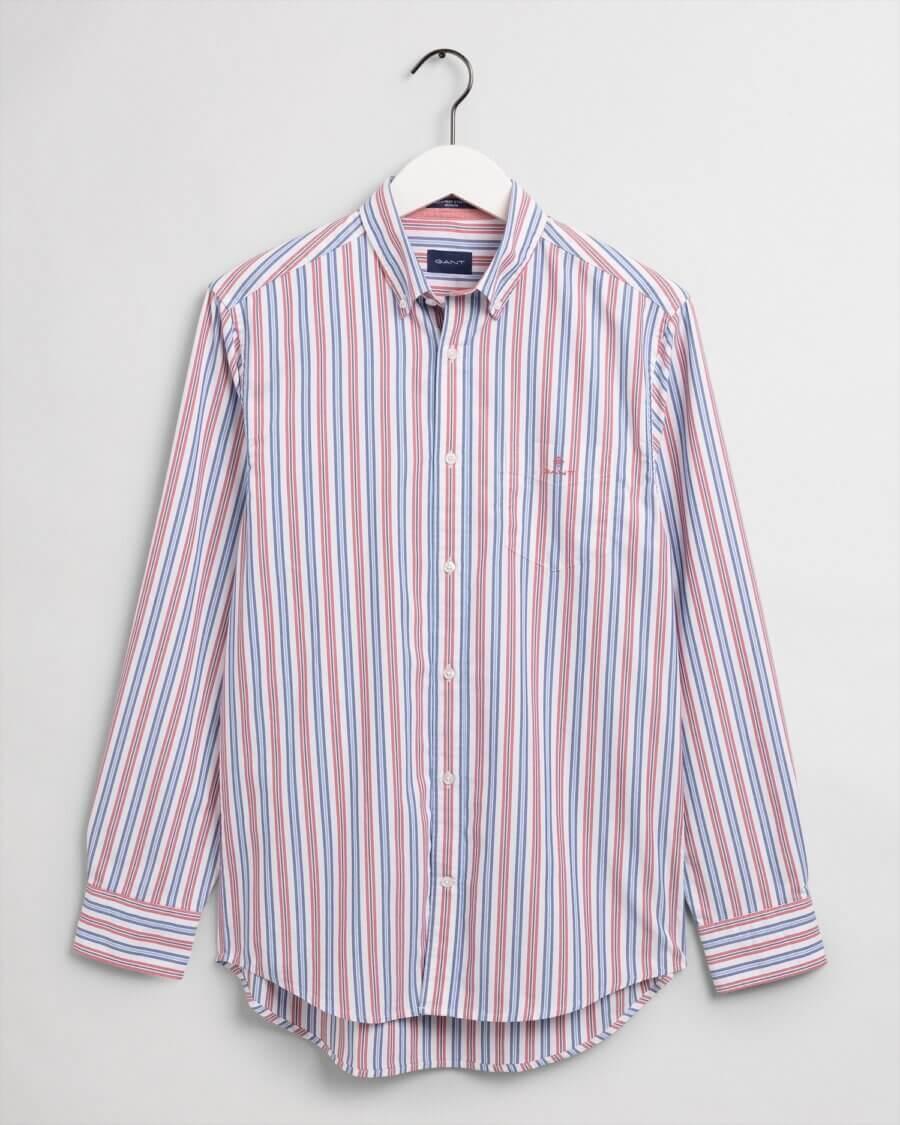 Gant Striped Long Sleeve Shirt