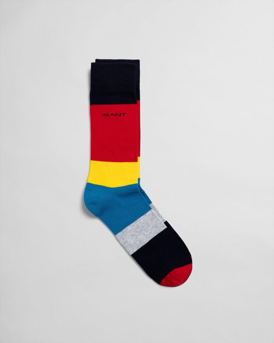 Gant Colour Block Socks