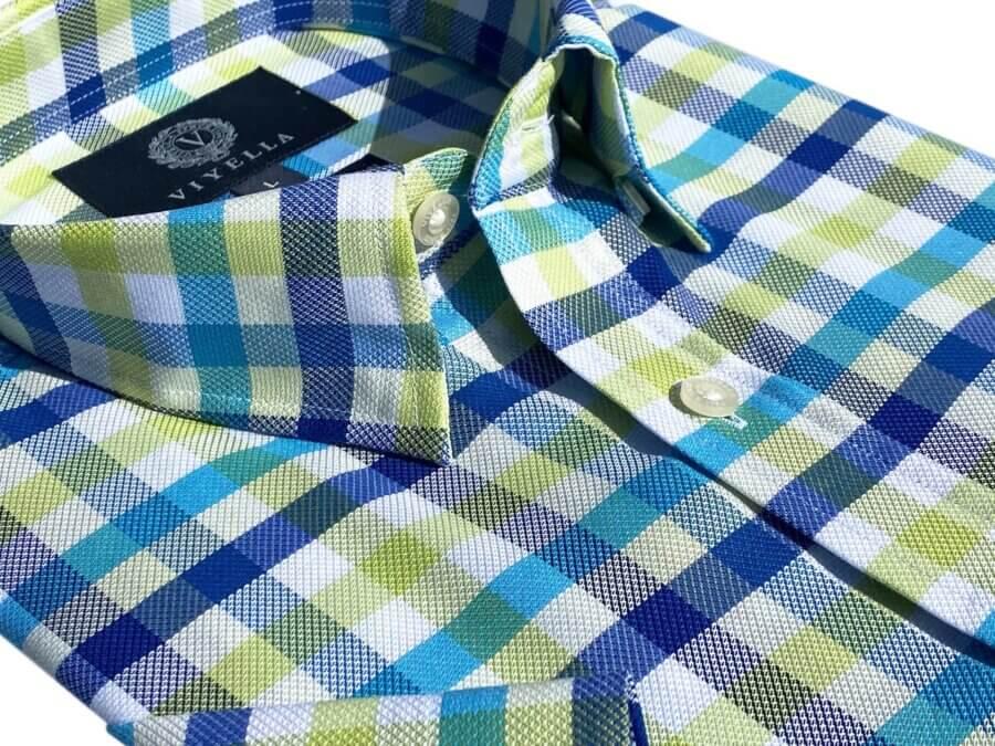 Viyella Colourful Check Shirt