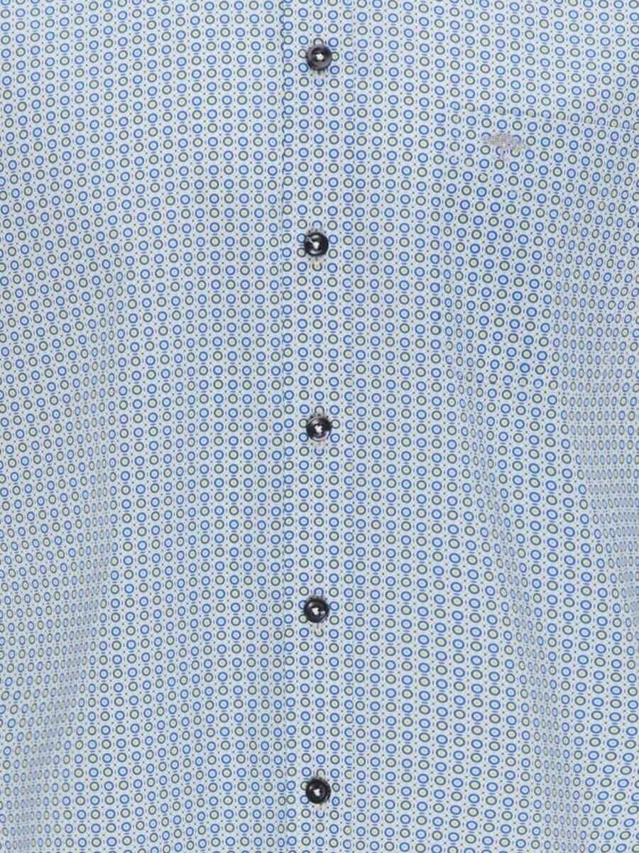 Fynch Hatton Circular Print Shirt