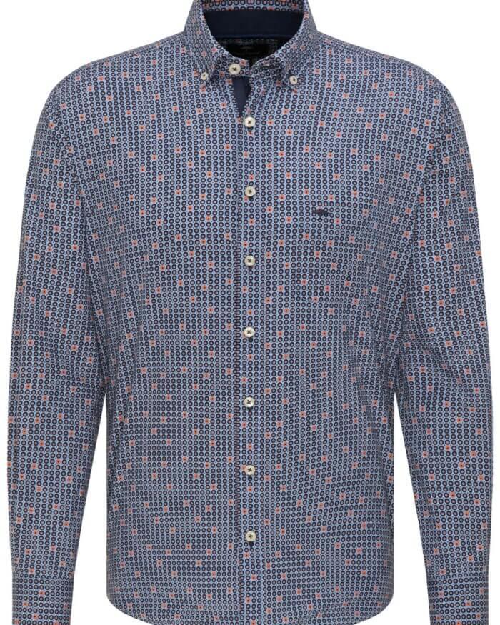 Fynch Hatton Patterned Shirt